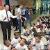 Ministro de Educación exhorta a infantes del campamento de verano a aprovechar las facilidades y oportunidades de la Revolución Educativa
