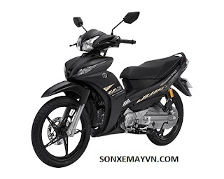 Bán Sơn xe máy YAMAHA JUPITER màu đen