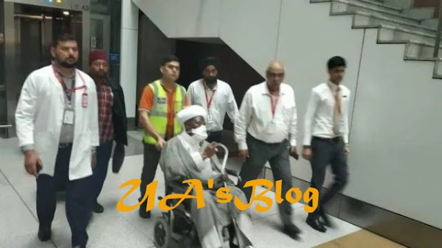 Asylum Saga: What El-zakzaky did in India – IMN opens up