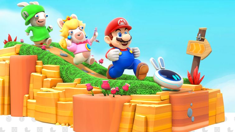 Mario + Rabbids Kingdom Battle | Trailer destaca habilidades especiais do encanador