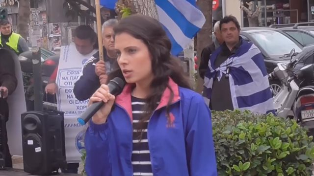 Βίντεο: H 20χρονη Νικολέτα Σαββίδου είναι η νέα «φωνή» του Σώρρα