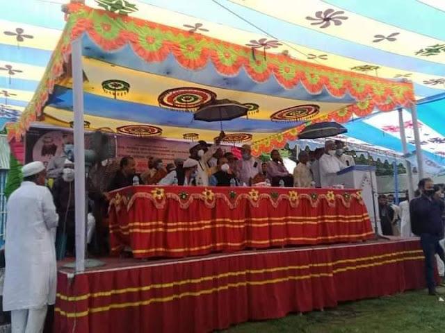 প্রস্তাবিত মনসুর নগর থানার আয়োজনে বঙ্গবন্ধুর শাহাদৎ বার্ষিকী ও শোক দিবস পালন