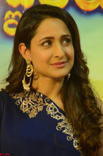 Pragya Jaiswal in beautiful Blue Gown Spicy Latest Pics February 2017 125.JPG