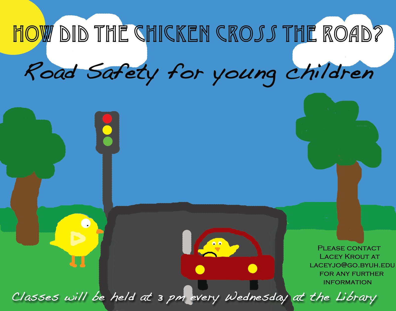 Racing Forward Road Safety For Kids