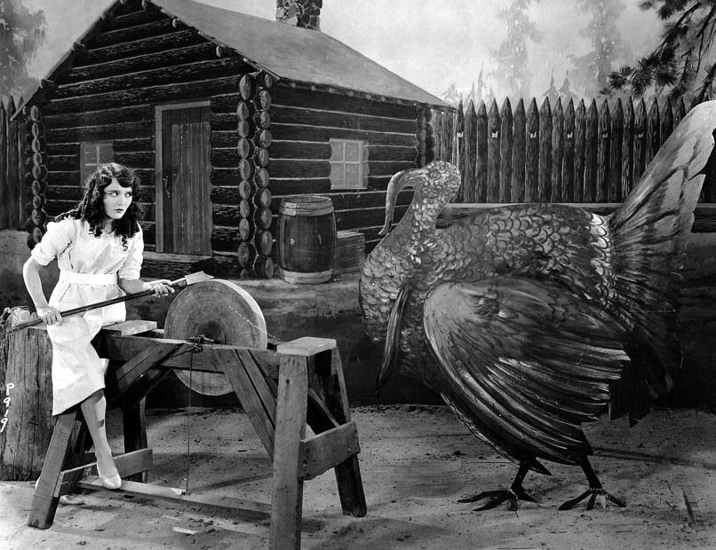 Happy Thanksgiving Here Are 34 Funny Vintage Photos Of