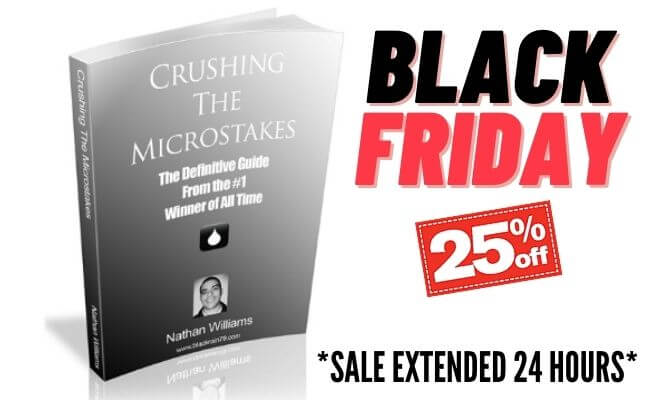 Black Friday Sale BlackRain79