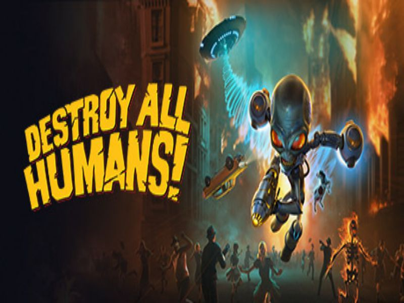 Download Destroy All Humans! Game PC Free