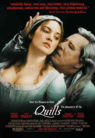 Download [18+] Quills (2000) English, German, Latin 480 529mb || 720p 862mb