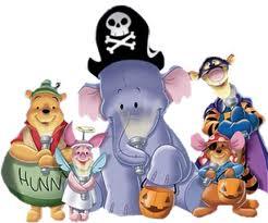 Halloween Clipart: Halloween Disney Clipart