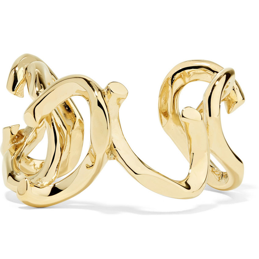 https://www.net-a-porter.com/au/en/product/756647/Annelise_Michelson/dechainee-gold-plated-cuff