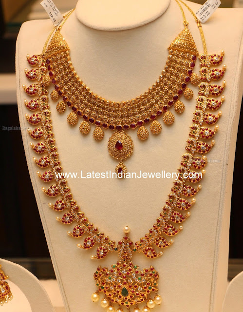 Uncuts Necklace Mango Haram