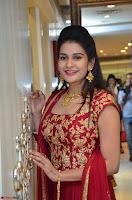Jenny Honey in Stunning Dark Red Anarkali Dress at Splurge   Divalicious curtain raiser ~ Exclusive Celebrities Galleries 099.JPG