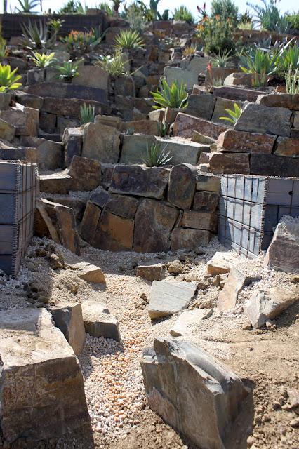 Dry Creek temporary terminus