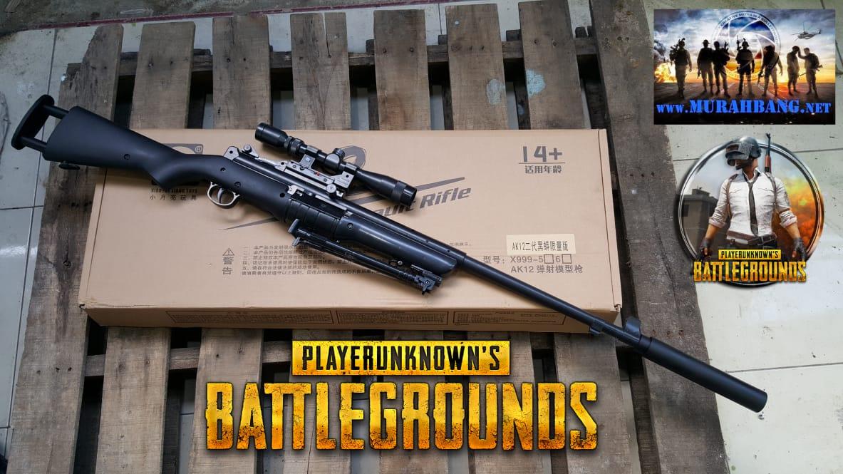 jual airsoft gun sniper m24 pubg