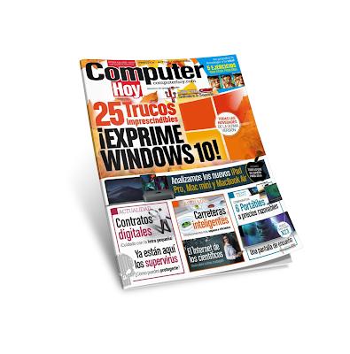 Computer Hoy 529 - Exprime Windows 10 !
