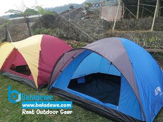 Tenda REI ELIOT 4 Orang Double Layer
