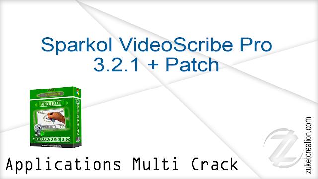 Sparkol VideoScribe Pro 3.2.1 + Patch