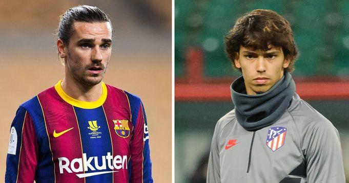Barcelona Present Atletico Griezmann–Felix swap Deal
