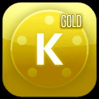 كين ماستر الذهبي KineMaster gold