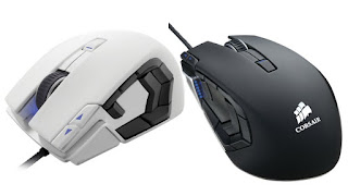 high tech gaming mouse