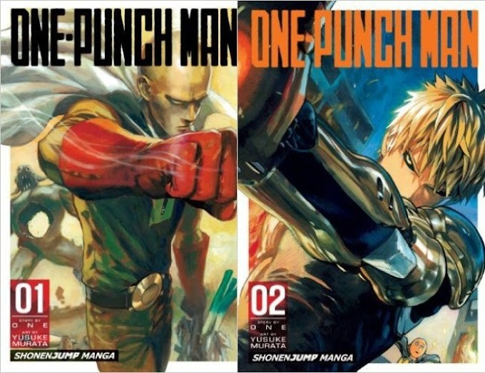 One Punch Man Season 1 and 2 Batch Substitle Indonesia
