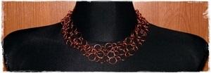 DIY tutorial / łańcuch łańcuszek / copper necklace ,belt chain , body chain