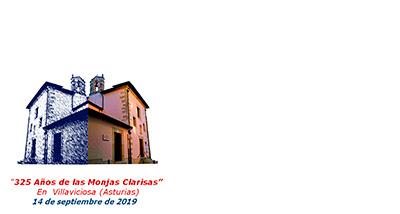 Sobre del 325 aniversario de las Clarisas de Villaviciosa