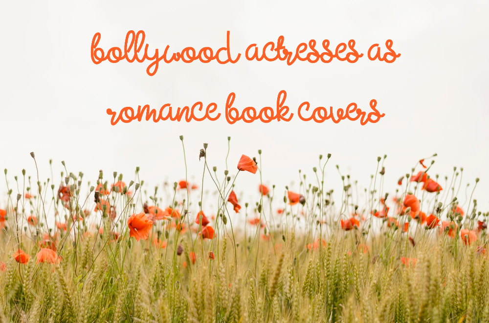 Bollywood Actresses As 2020 Romance Covers