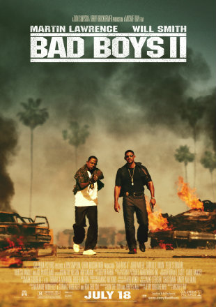Bad Boys II 2003 BRRip 720p Dual Audio In Hindi English