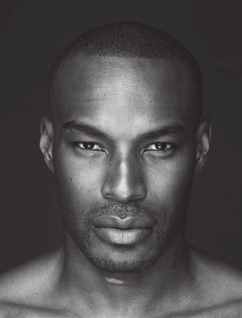 Mężczyzna: Tyson Beckford - Modelling's most beautiful man...  Mężczyzna: Ty...