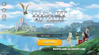 Heart of Time: Elements and Order APK RPG Android