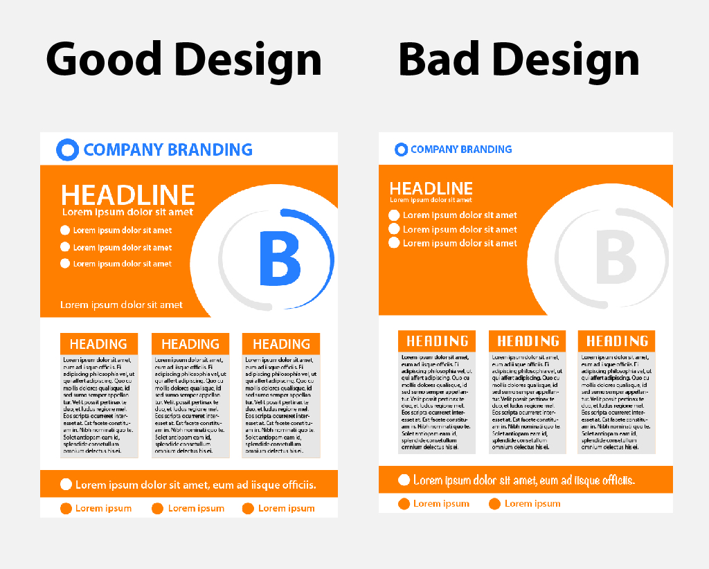 example of a good graphic design resume