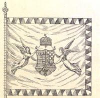 Az 1869 M csapatzászló
