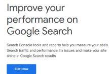 Cara daftar Google Search Console