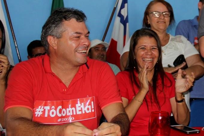 Pró Ninha (PT) é eleita prefeita de Lamarão