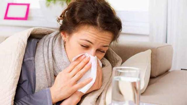 Cara Ini untuk Hilangkan Pilek atau FLU