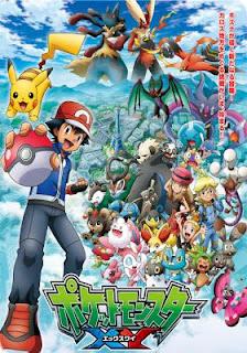 Baixar Pokémon: XY Completo no MEGA