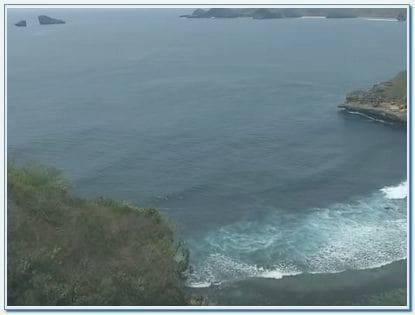 Inilah Rute Lokasi Pantai Goa Cina Yang Exotic Wisatamantul Com