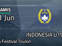 Streaming Brasil U-20 vs Indonesia U-19, 1 Juni 2017