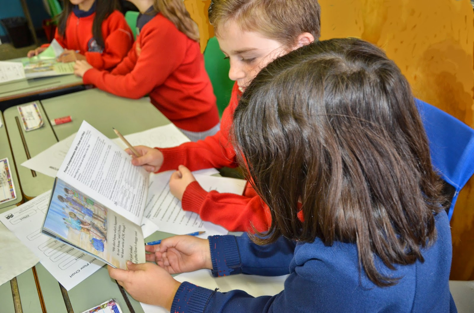 Reading Comprehension Preparing For Future Learning