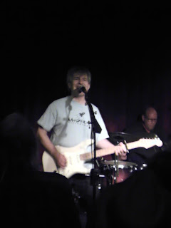 Chris Stamey at Maxwell's.