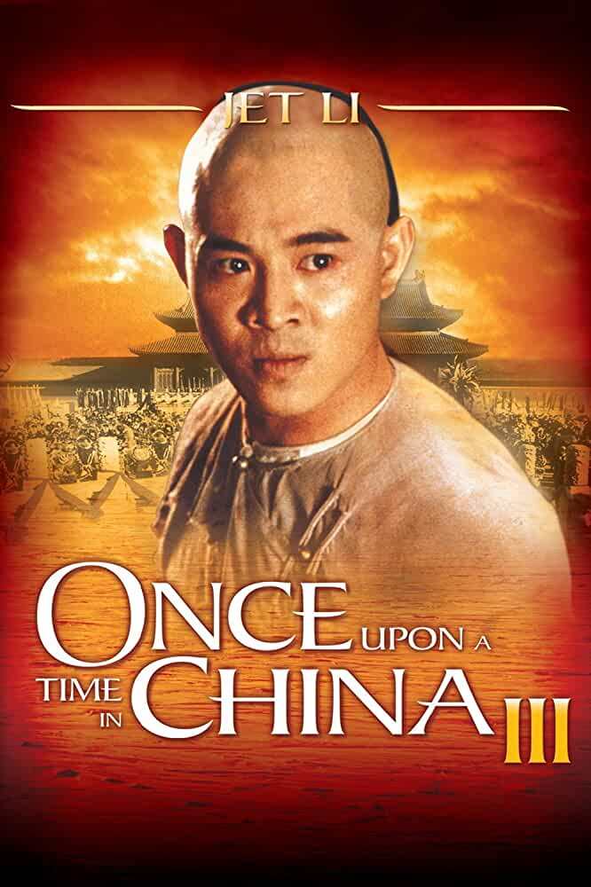 Once Upon a Time in China III 1993 720p 1.1GB BRRip Dual Audio