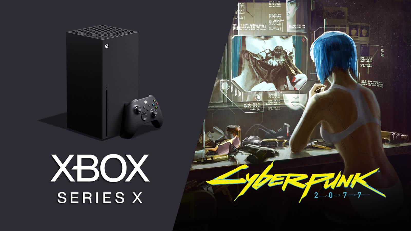 Cyberpunk 2077 Xbox One Version to Get Free Xbox Series X ...