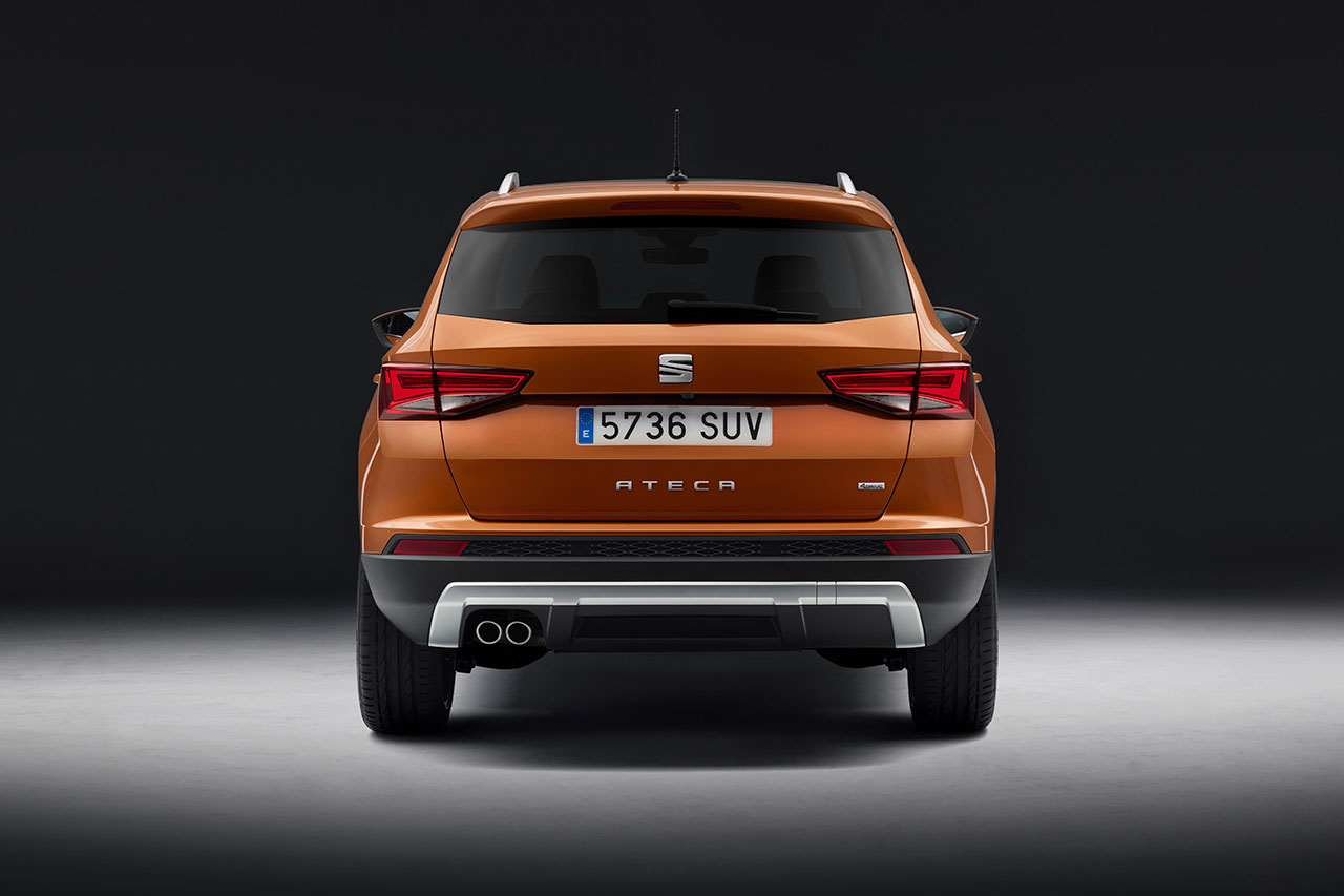 luxury cars and watches boxfox1 the new seat ateca style dynamics and utility for the. Black Bedroom Furniture Sets. Home Design Ideas