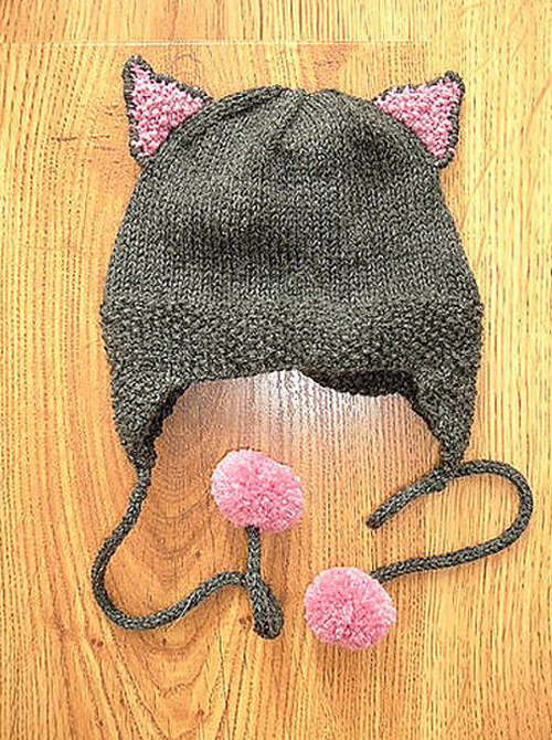 Official Kittyville Hat - Free Pattern