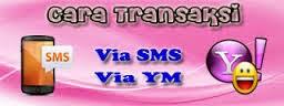 cara transaksi , gratis sms, isi pulsa, daftar agen