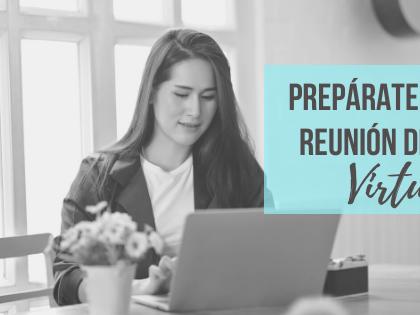 Prepárate para una primera reunión de padres virtual