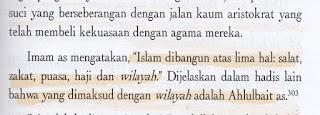 Rukun Islam Versi Syiah: Shalat, Zakat, Puasa, Haji dan Wilayah