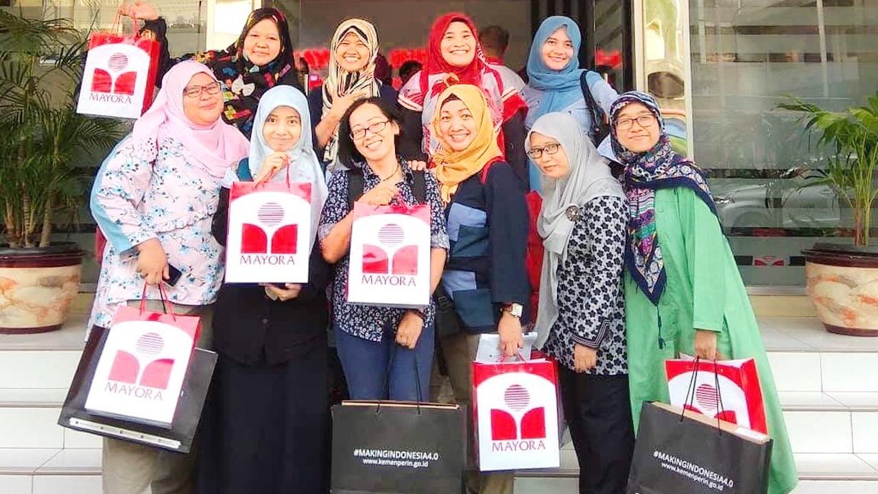 Lowongan Kerja Cost Accounting PT Mayora Indah Tbk Balaraja Tangerang