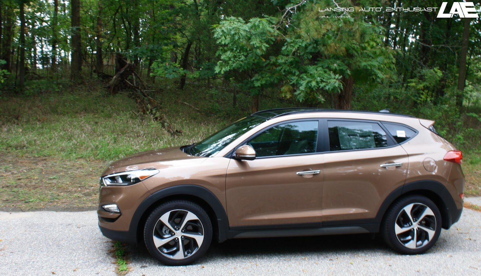 Car Review 2016 Hyundai Tucson Limited Awd
